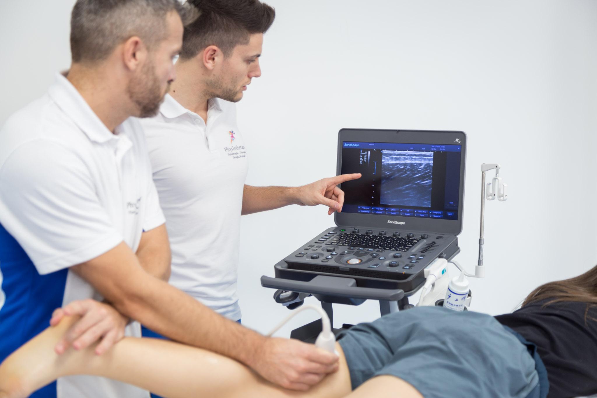 Fisioterapia Ecoguidata