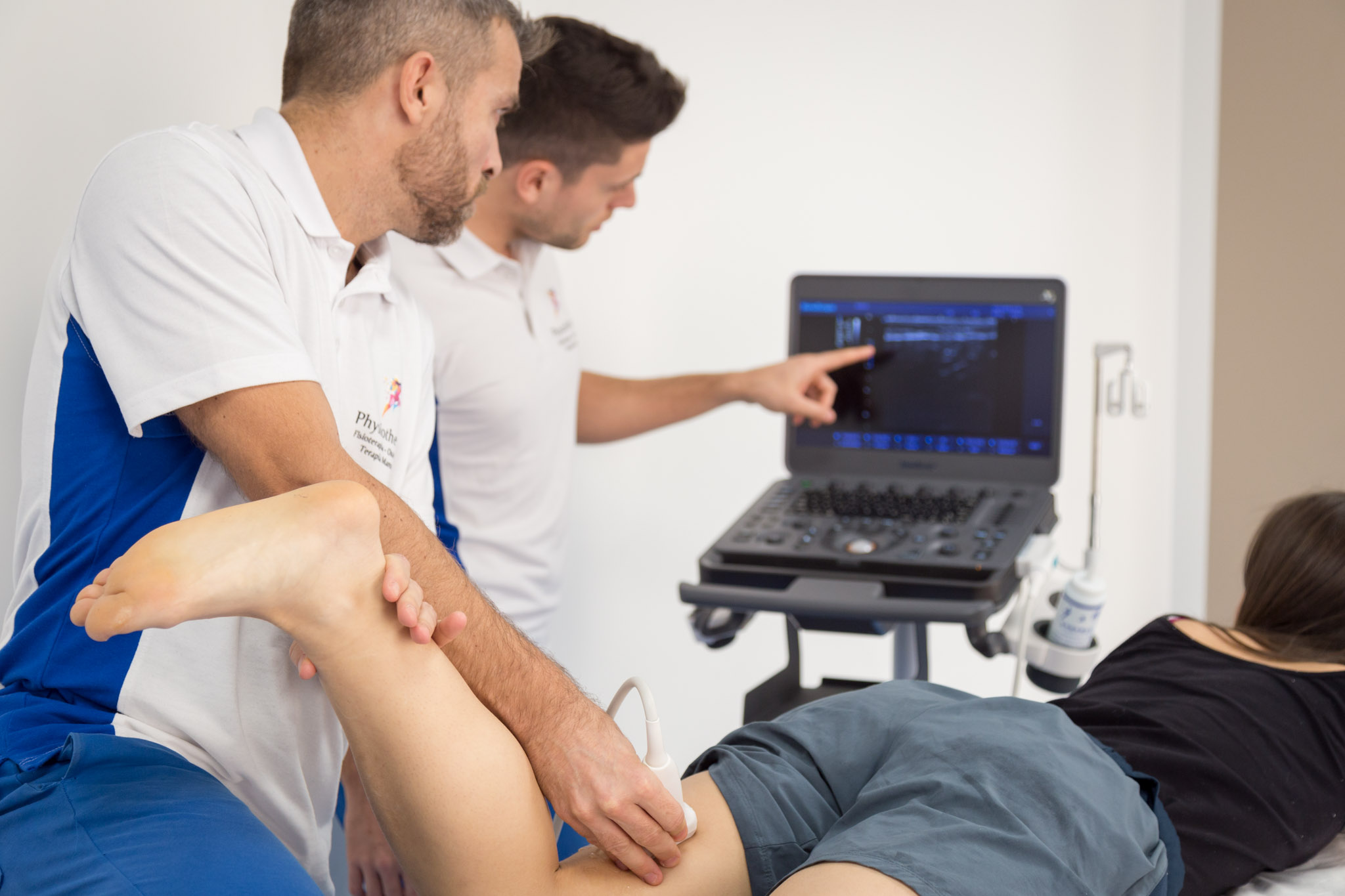 Fisioterapia Ecoguidata - Physiotherapy