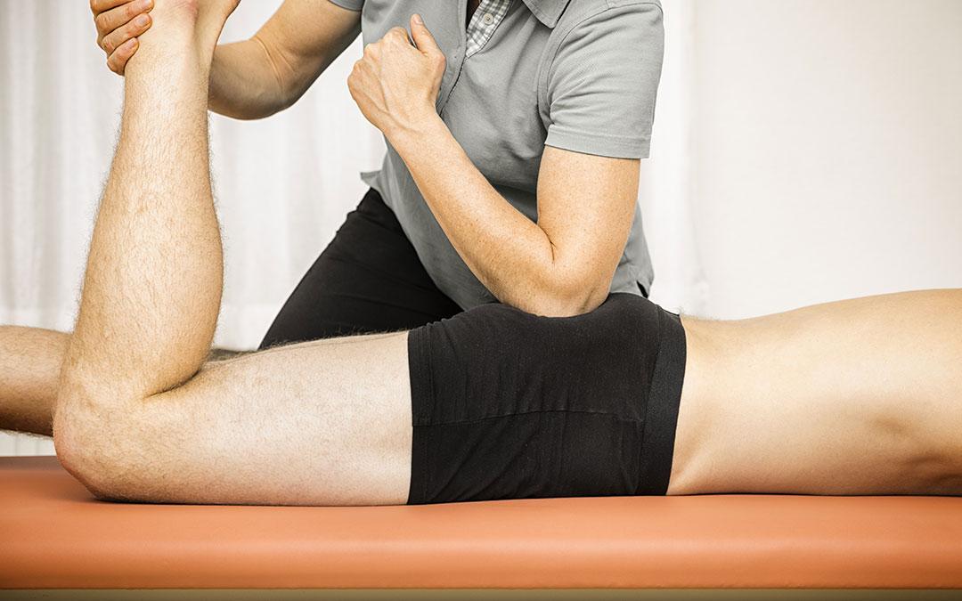 Rimedio per il mal di schiena: un massaggio al gluteo