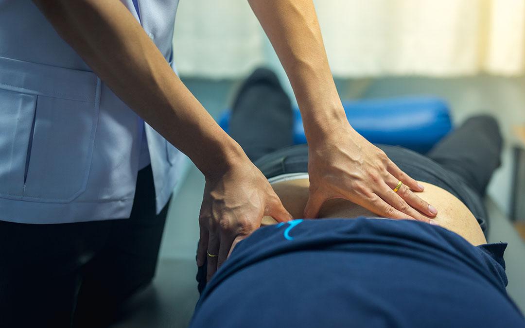 Come proteggere la zona lombare della schiena