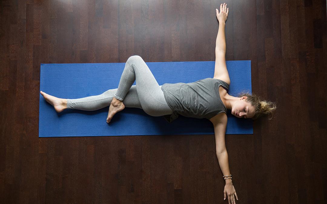 Esercizi di rotazione per la colonna vertebrale
